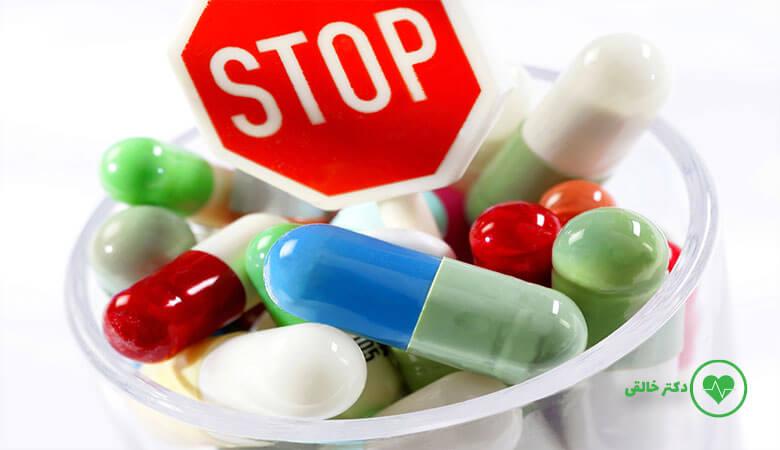 مصرف بیرویه آنتیبیوتیک